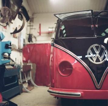 Camper front - Kodak Portra 160