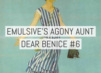 Cover - Dear Benice 6: Toxic GAS