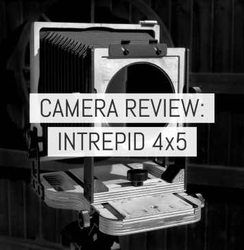 Cover - Review - Intrepid 4x5