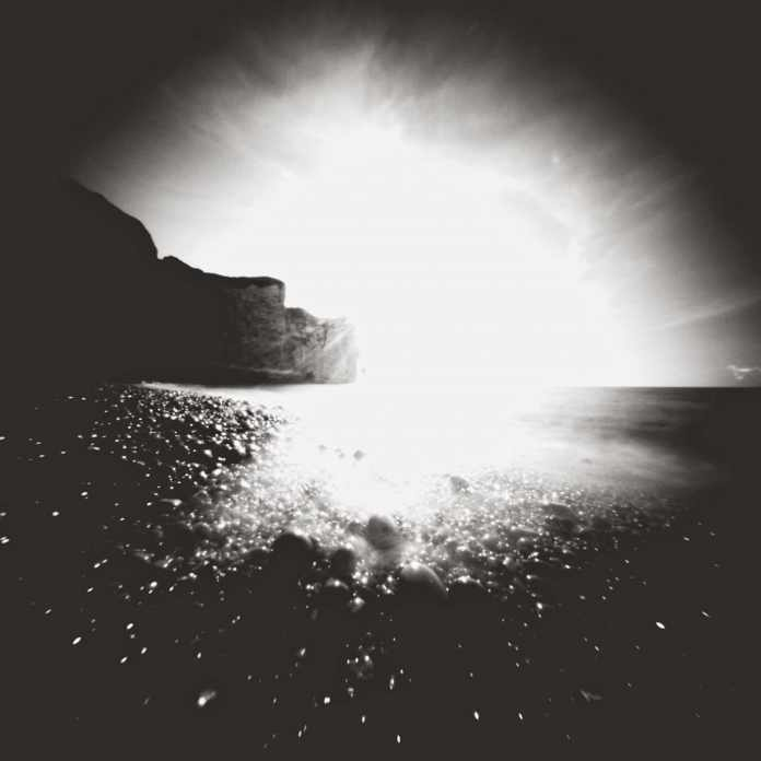 Crashing Wave at Etretat, ILFORD Pan F PLUS, Reality So Subtle 6x6 pinhole.
