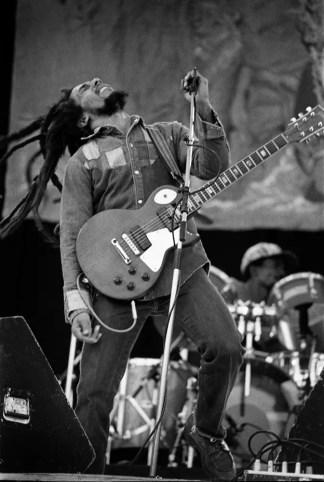 I shot the Sheriff, Photographing Bob Marley 03