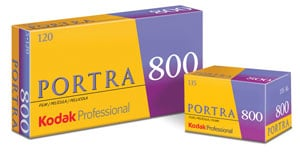 Kodak Professional Portra 800
