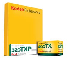 Kodak Professional Tri-X 400