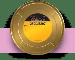 Kodak VISION3 250D 5207