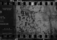 Postie - Shot on ILFORD FP4 PLUS at EI 100. Black and white negative film in 35mm format. Holga 120 PAN + Schneider Angulon 90mm f/6.8