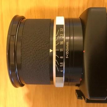 Rollei SL66 - 150mm