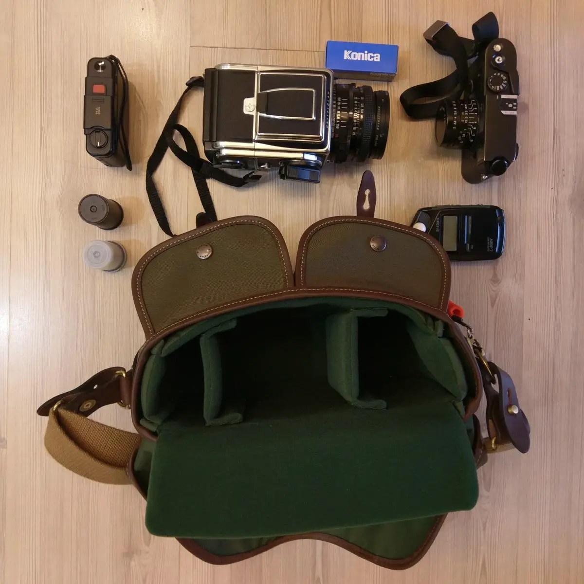 Billingham Hadley Small Pro - 35mm SLR mixed formats unloaded