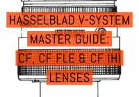 Cover - Hasselblad V-System Master Guide - Lenses CF, CF FLE & CF