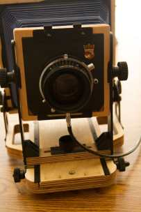 Scott Hays - Intrepid 4x5 - Front