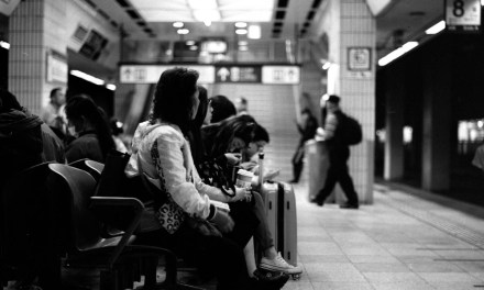 Waiting time – Shot on Tri-X 400 at EI 800 (120 format)