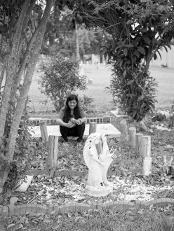 Eastwood Cemetery - Fuji GS645 - Kodak Tri-X 400