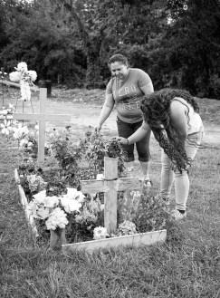 Evergreen Cemetery - Fuji GS645S - Kodak Tri-X 400
