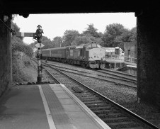 Reedham Junction, Norfolk - ILFORD Delta 400 Professional, ILFORD ID-11, 1+1, 14mins, 68°F