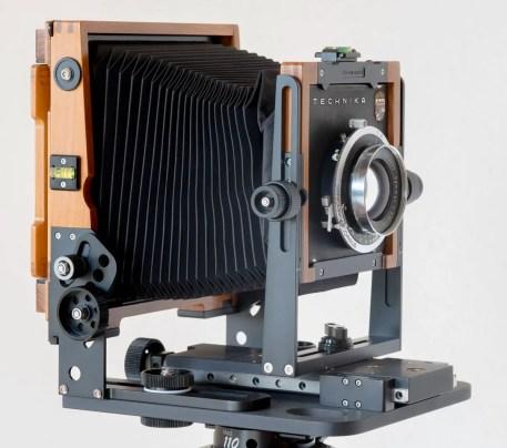 Chamonix C45F-2 with Schneider Symmar 150mm on Linhof lens board.