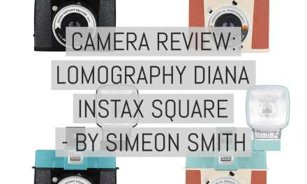 Quick camera review: a week and a half with the new Lomography Diana Instant Square