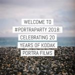 Welcome to #PortraParty 2018: celebrating 20 years of Kodak Portra films