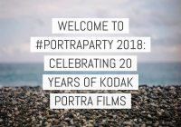 Cover - Welcome to Portra Party 2018