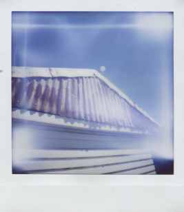 Diana Instant Square - Wide-angle lens - Shed