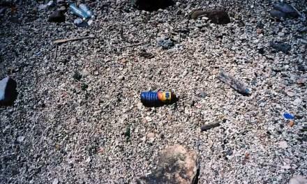 Don't leave your sh1t at the beach – Shot on Kodak Ektar 100 at EI 100 (35mm format)