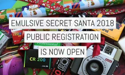 EMULSIVE Secret Santa 2018 – public registration is now open