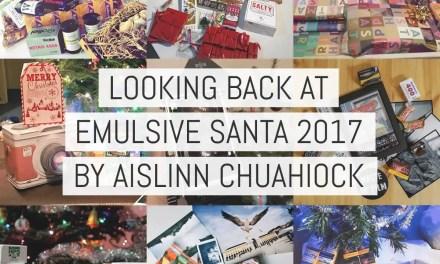 A look back at EMULSIVE Secret Santa 2017 – by Aislinn Chuahiock