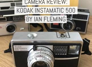 Cover - Review - Kodak Instamatic 500
