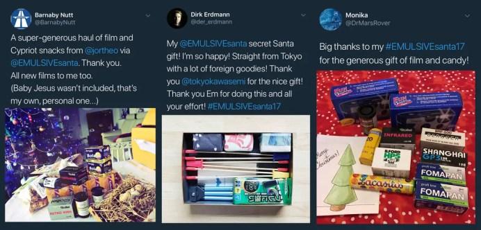 EMULSIVE Santa 2017 Redux