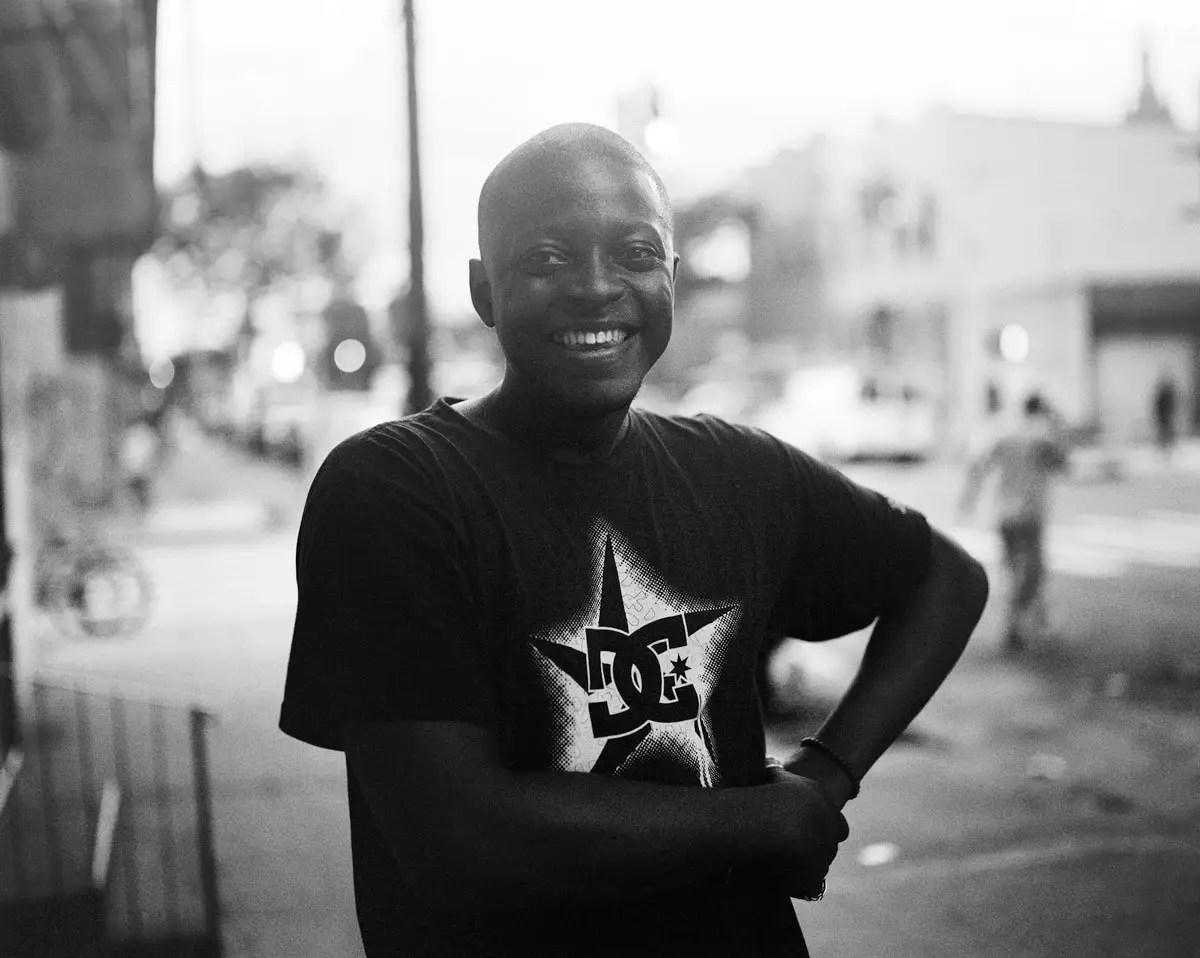 5 Frames With... Kodak Portra (EI 400 / 4x5 / Cameradactyl 4x5) - by Azikiwe Mohammed