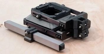 Standard 4x5 Camera - Closed