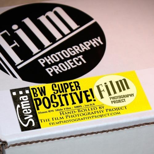 Svema Super Positive Film