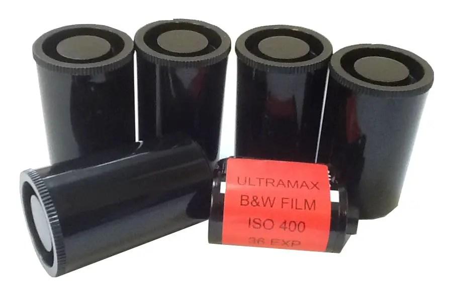 Ultrafine Ultramax T-Grain 400