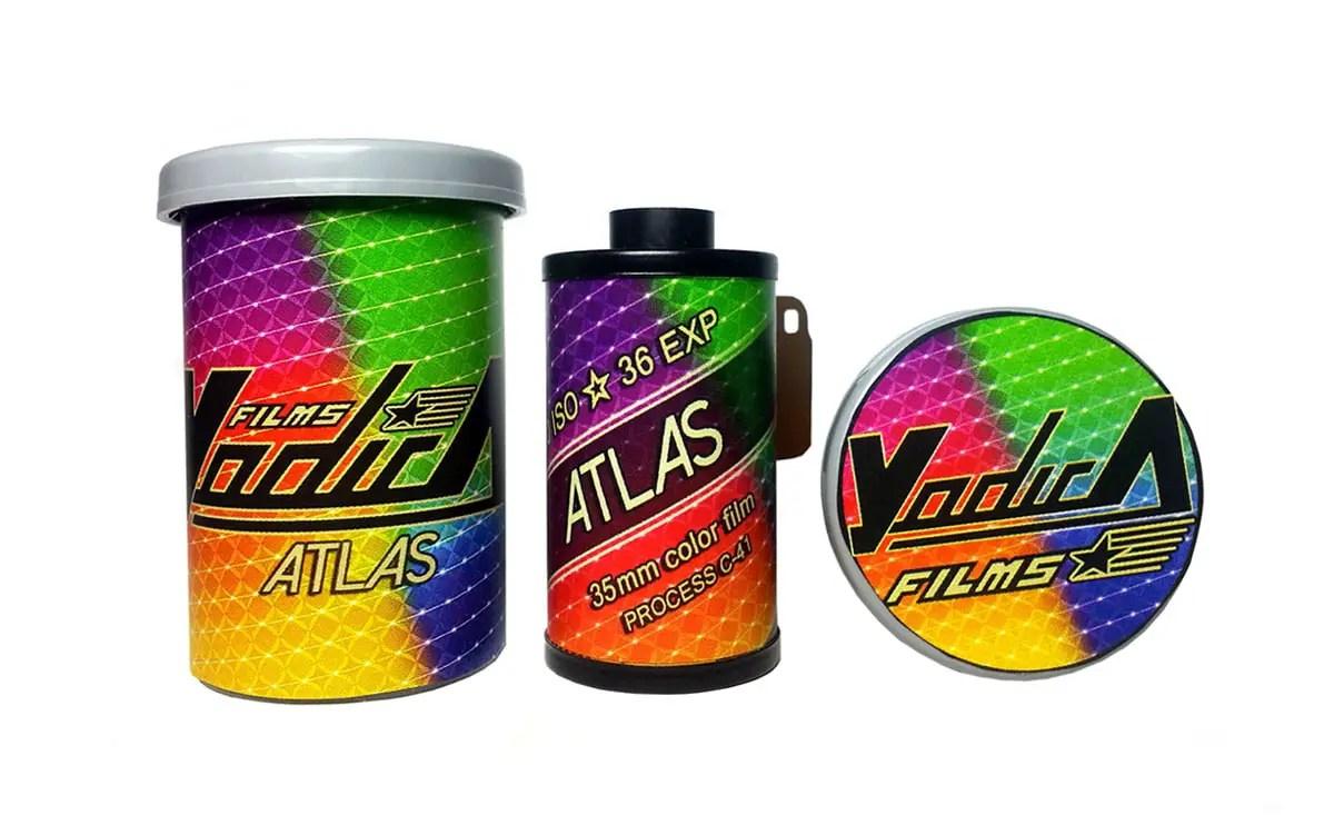 Yodica Atlas