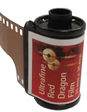 RedDragon Redscale