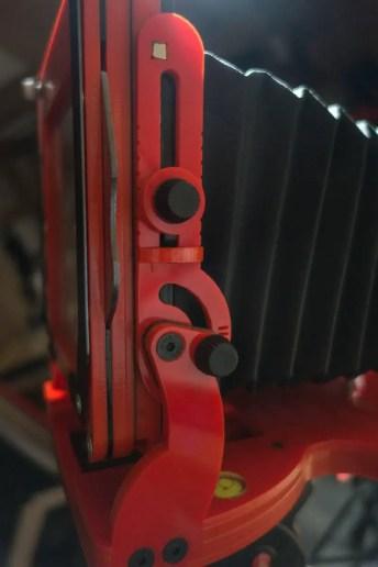 Chroma 4x5 review - Rear standard