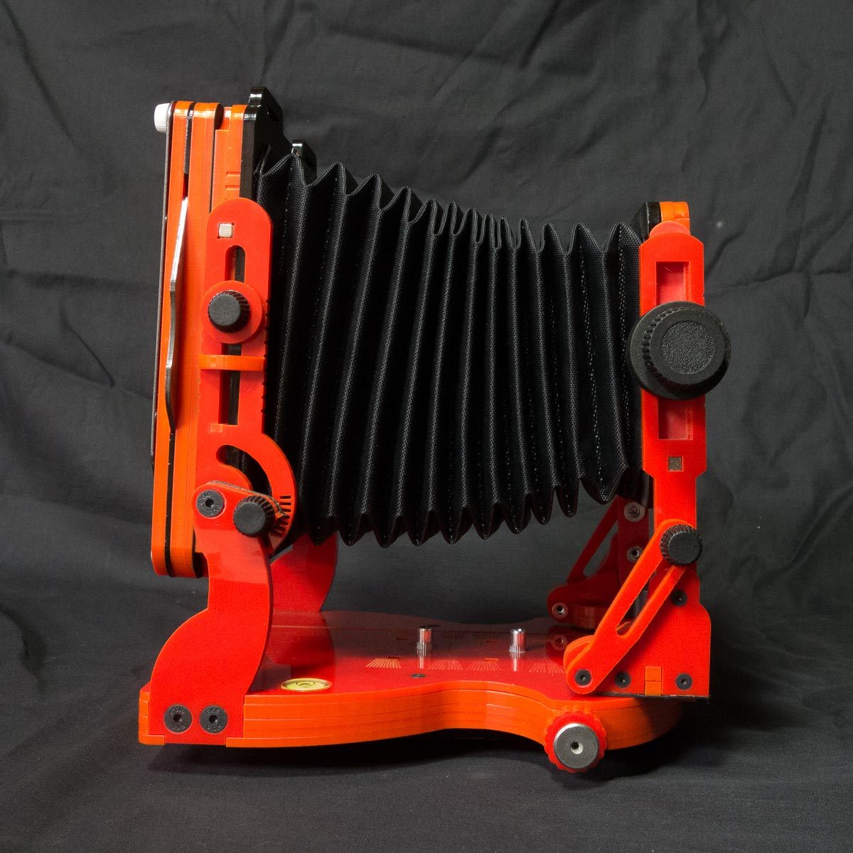 Chroma 4x5 review - Step 3: Open