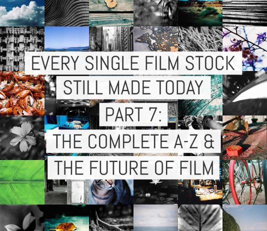 Still Made 7 - the complete A-Z and the future of film