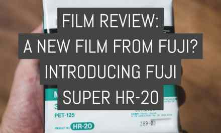 Film review: A new film from Fuji? Introducing Fuji Super HR-20, small grain for a small wallet