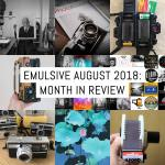 Cover - Month in review - 2018 August