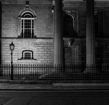 Eddie Malin - Temple Street, St. George's Church