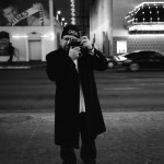Selfie - Fujifilm NEOPAN 100 ACROS pushed to EI 400 - Leica M6 + Summicron 35mm