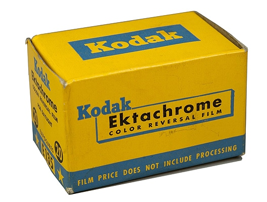 1958 - Kodak EKTACHROME, George Eastman Museum