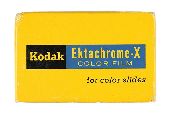 1968 - Kodak EKTACHROME-X, Kodak Heritage Collection, Museums Victoria, Australia, 1968
