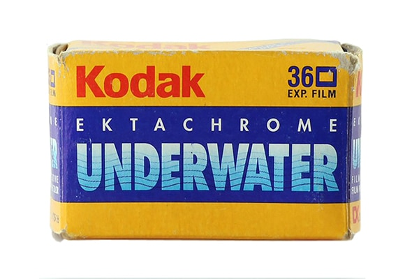 1993 - Kodak EKTACHROME Underwater - Kodak Heritage Collection, Museums Victoria, Australia