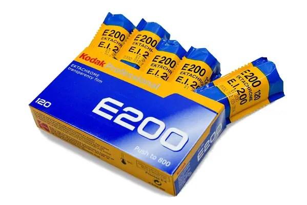 1997 - Kodak EKTACHROME E200, Author's Collection