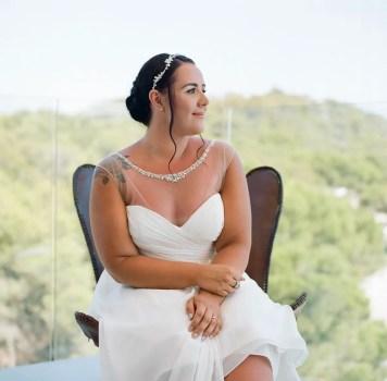 Becca - Aidan and Becca's wedding - Kodak Portra 400 - Ted Smith