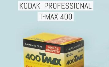 Cover - Field Notes - Kodak Professional T-MAX 400