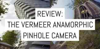 Camera Review - the Vermeer Anamorphic pinhole camera