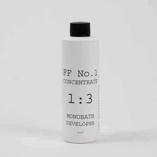 FF No.1 bottle