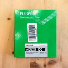 Fuji NEOPAN 100 ACROS 4x5