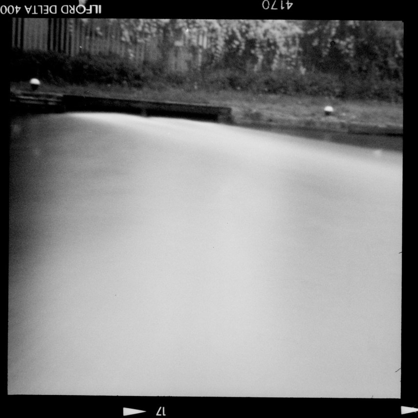 ILFORD Delta 400 Professional - The Velvet Culvert